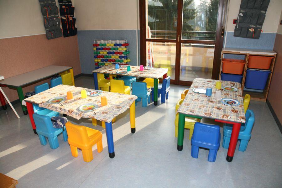Baby parking asilo nido babylandia varese servizi for Camera da letto principale con annesso asilo nido